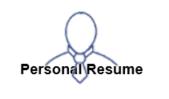 Personal Resume Website